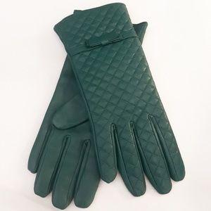 Accessories - Sheepskin Leather Gloves